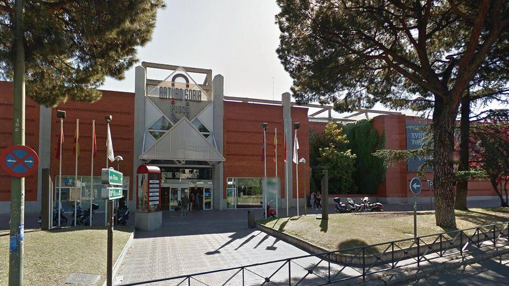 Foto: Centro Comercial Arturo Soria Plaza. (Google Maps)
