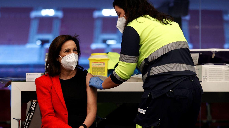 Ya son seis los ministros vacunados: Iceta, Robles, Castells, Escrivá, Celaá y Ábalos