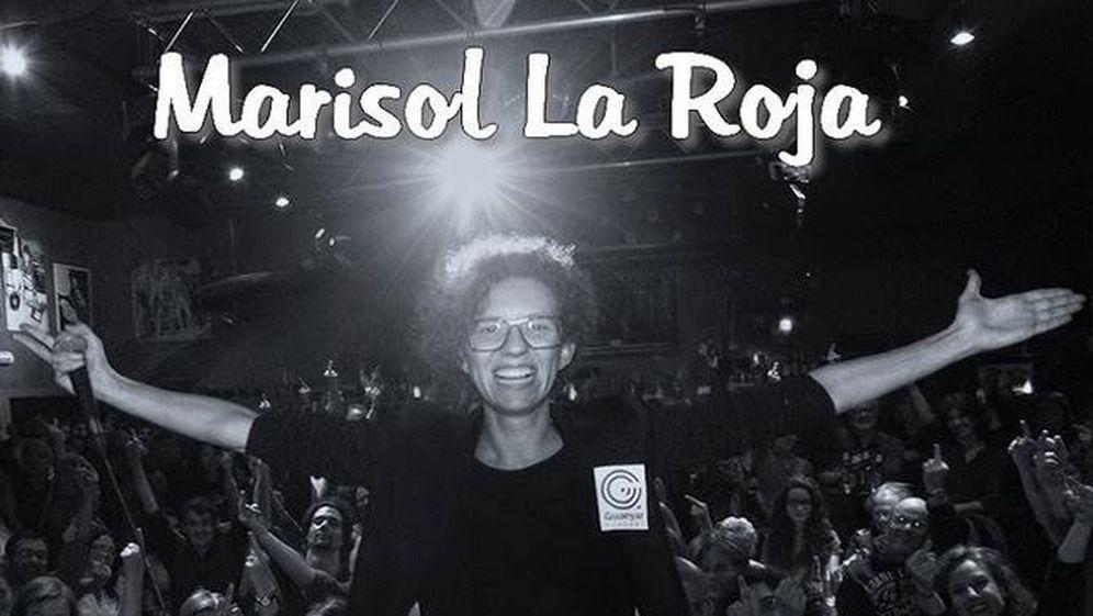 Foto: La concejal Marisol Moreno en su blog personal