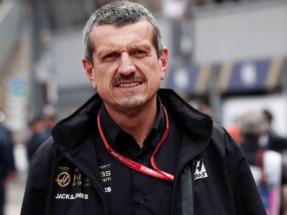 Foto: Guenther Steiner se ha convertido en uno de las personas más polémicas de la F1. (Reuters)
