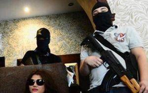Las Kim Kardashian del narco