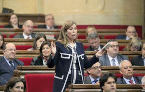 Batalla entre Gobierno y Generalitat para explicar fuera el 'proceso'