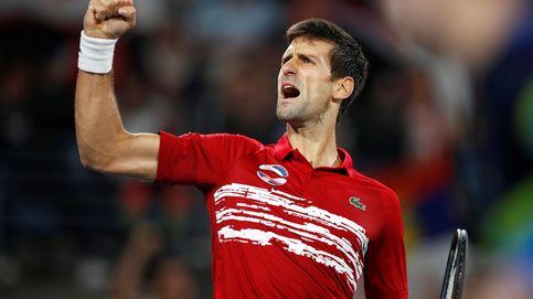 Novak Djokovic le cierra la puerta a Rafa Nadal y la ATP Cup se decidirá en el dobles