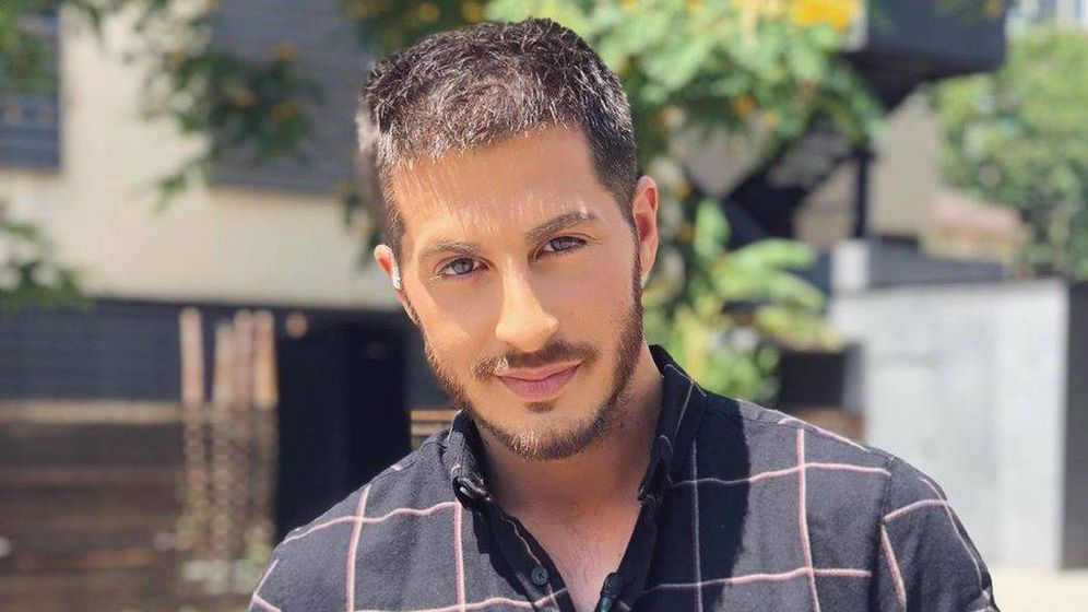 Foto: Nando Escribano, presentador de 'Cazamariposas'. (Mediaset)