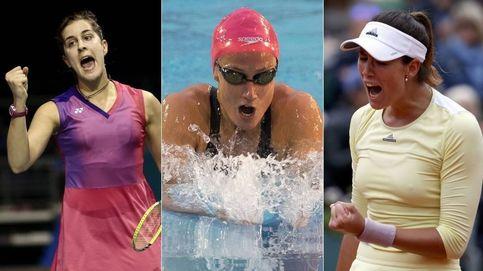 ¿Sexo débil? Las españolas ganarán al menos la mitad de las medallas en Río