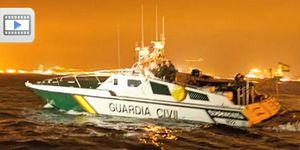 Incidente en Gibraltar: la Royal Navy obliga a la Guardia Civil a retirarse y regresar a puerto