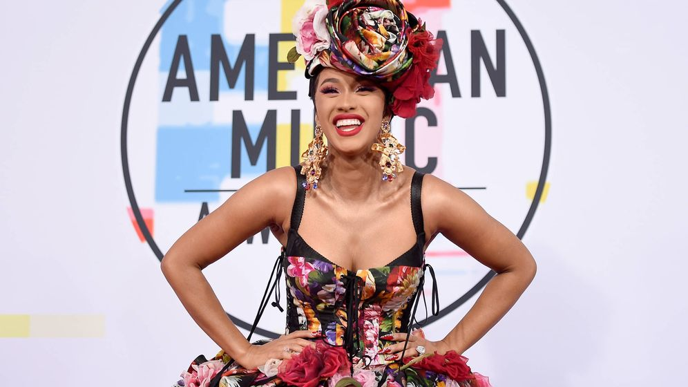 Foto: Cardi B (Kevork Djansezian/Getty Images).