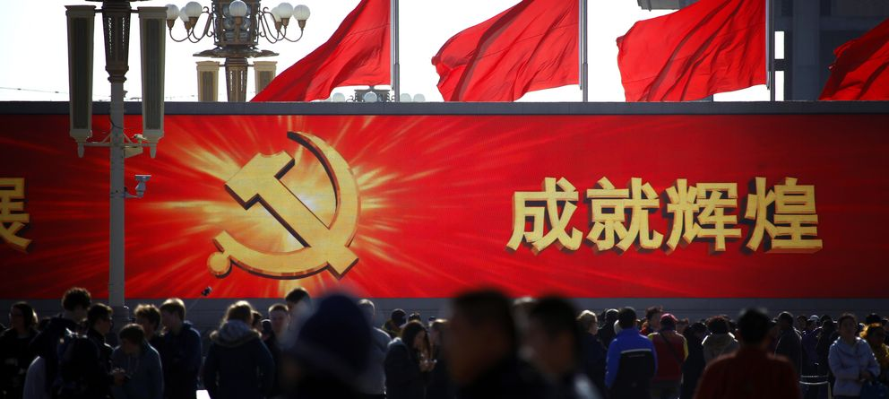 Foto: Un nido de liberales en el corazón de la China comunista