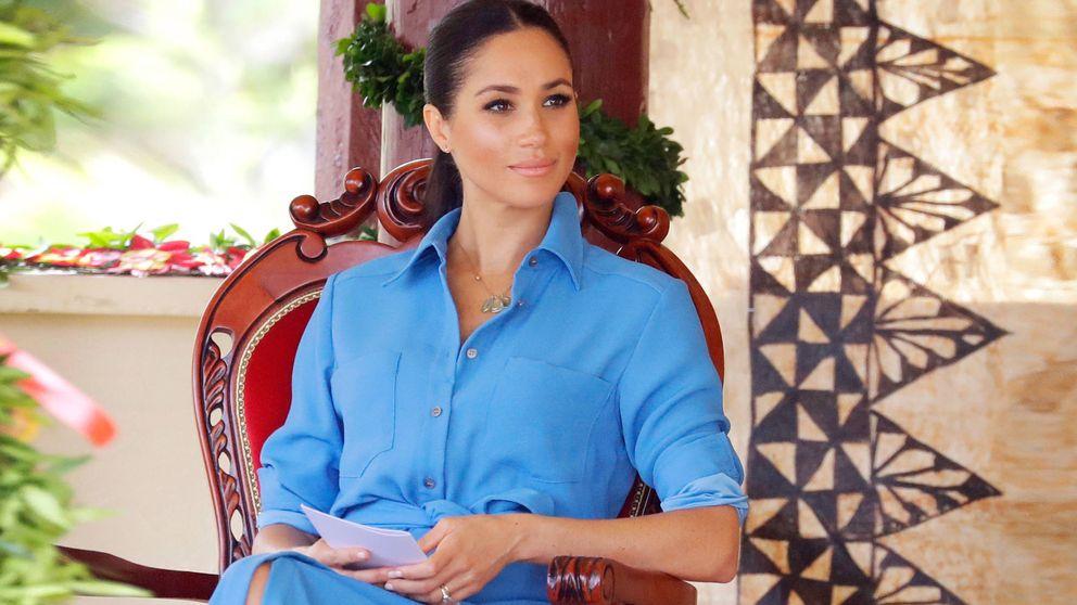 Meghan Markle gasta en 15 días en ropa y joyas más que Letizia en un año