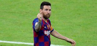 Post de El otro 'melón' del polémico biógrafo de la reina Letizia: Leo Messi y su familia