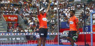 Post de El punto imposible ganado por Fernando Belasteguín en su 250ª final