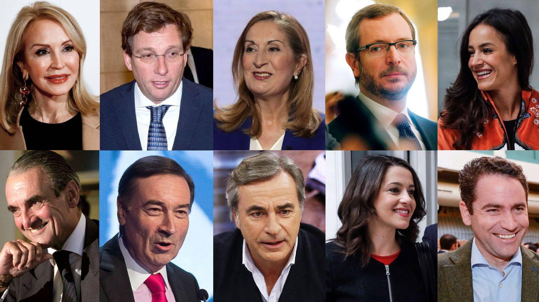 Carmen Lomana y sus invitados. (Vanitatis)