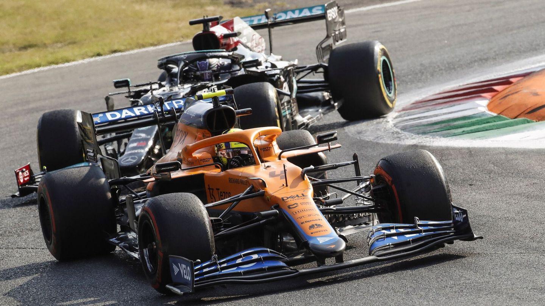 McLaren ha vuelto a ganar con Mercedes después de casi una década