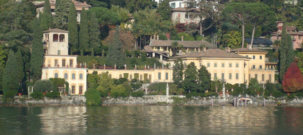 Foto: Imagen de recurso de Villa Favorita, la finca de Lugano que vende la baronesa Thyssen