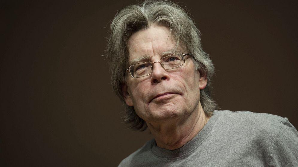 Foto: 'El visitante' es la última novela de Stephen King (EFE)