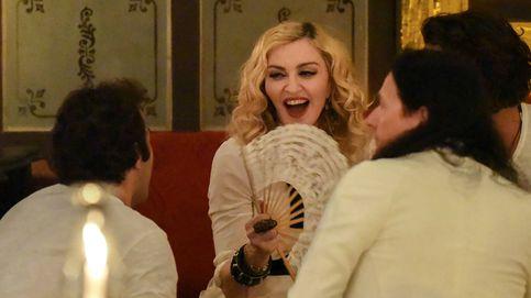 Madonna ya disfruta de los lujos del Palacio Ramalhete, su nueva casa