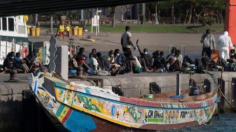 Marlaska rechaza traslados de migrantes y se habilitarán campamentos con 7.000 plazas