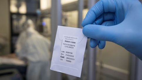 Un ensayo descarta la hidroxicloroquina como tratamiento profiláctico eficaz