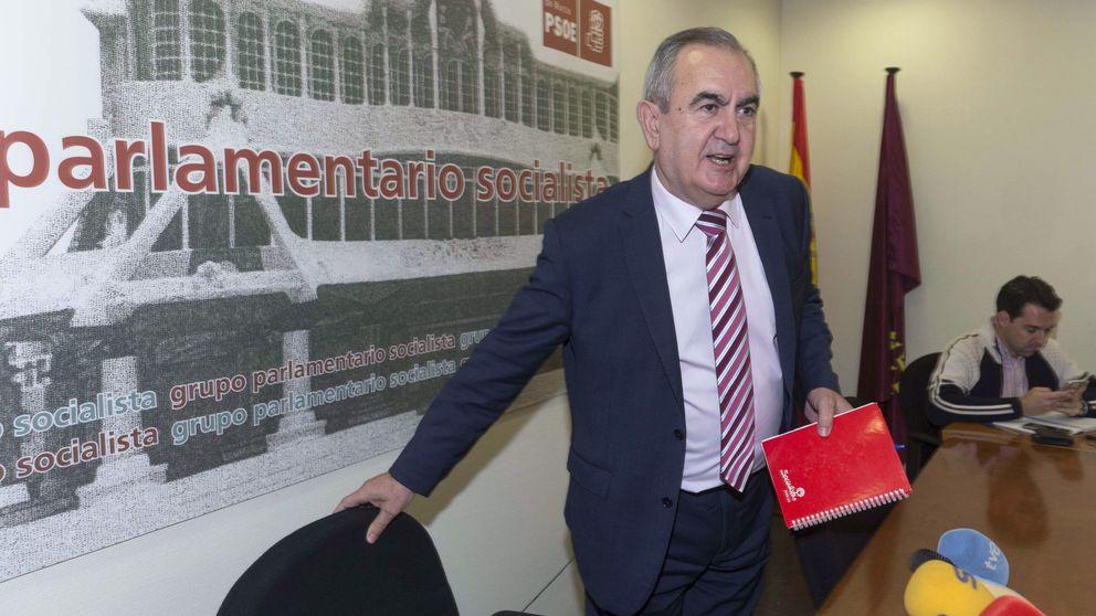 El PSOE no fecha la moción de censura en Murcia tras su reunión con Podemos