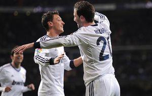Özil e Higuaín, de descartes madridistas a estrellas de sus clubes de Premier y Calcio
