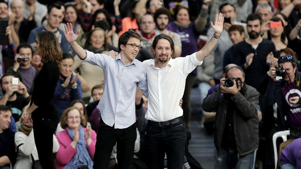 Diferencias entre Iglesias y Errejón retrasan el programa de Podemos
