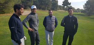 Post de Rafa Nadal también brilla en el golf: subcampeón en un torneo en Baleares