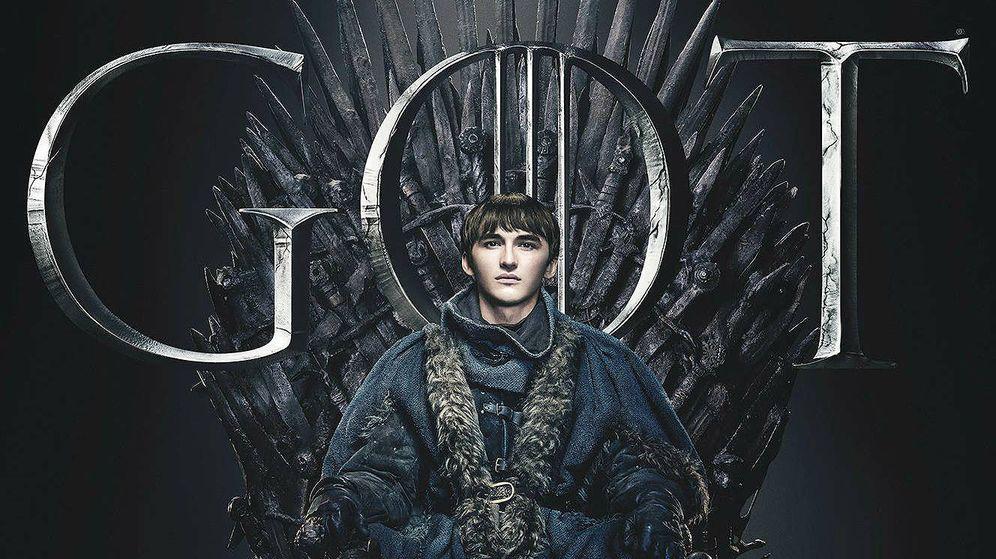 Foto: Cartel promocional de la temporada 8 de 'Juego de tronos'. (HBO)