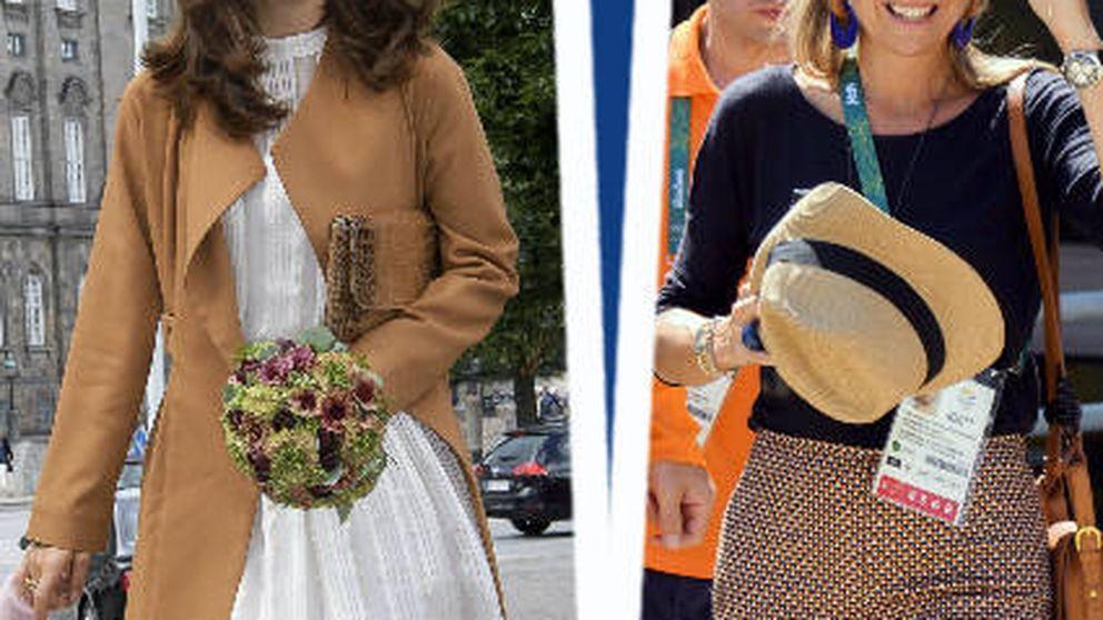 Estilo Real: puntuamos los looks veraniegos de Máxima, Mary y otras