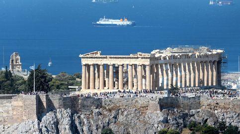 Un terremoto de 5,3 grados sacude Atenas, en plena temporada turística