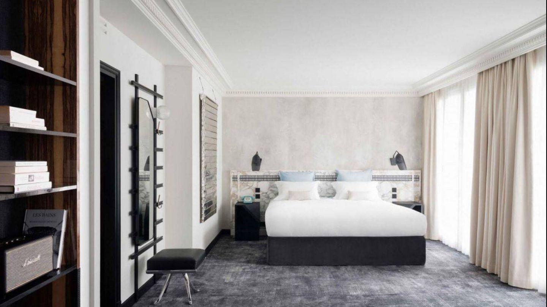 El hotel Les Bains albergó en los 80 uno de los clubes nocturnos más famosos de la capital francesa. (Foto: Hotel Les Bains)