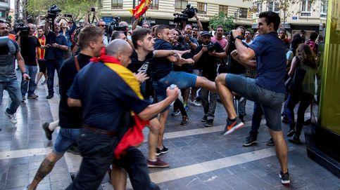 El joven que ayudó a las dos chicas agredidas en Valencia: Se las podían haber cargado