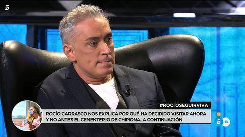 Kiko Hernández saca su lado menos visto: pide perdón a Rocío casi llorando
