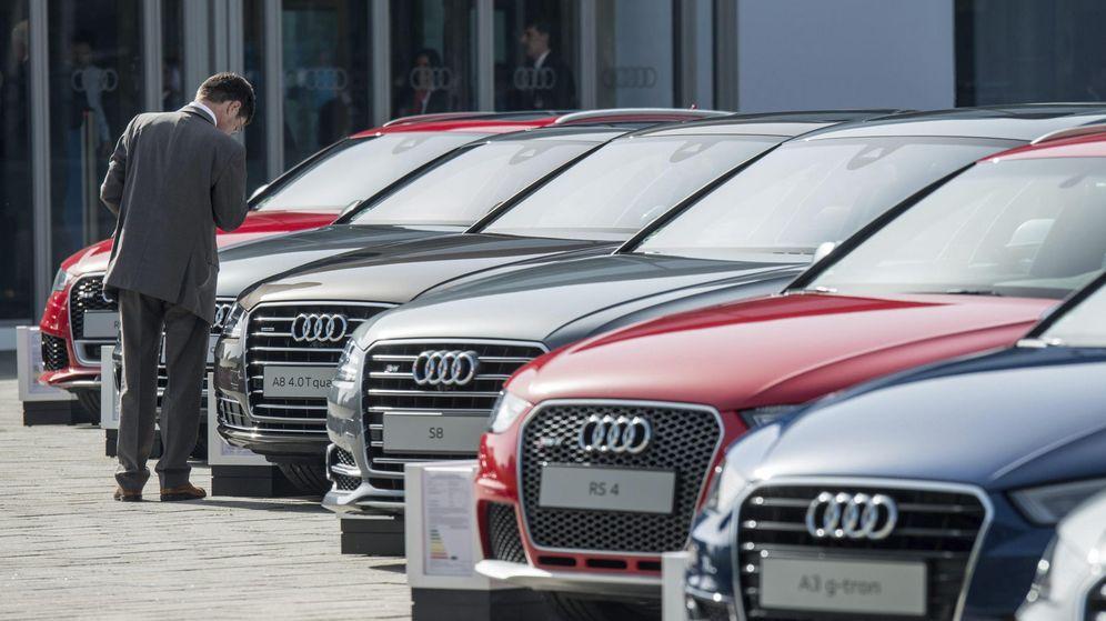Foto: Asamblea general de Audi (Efe)