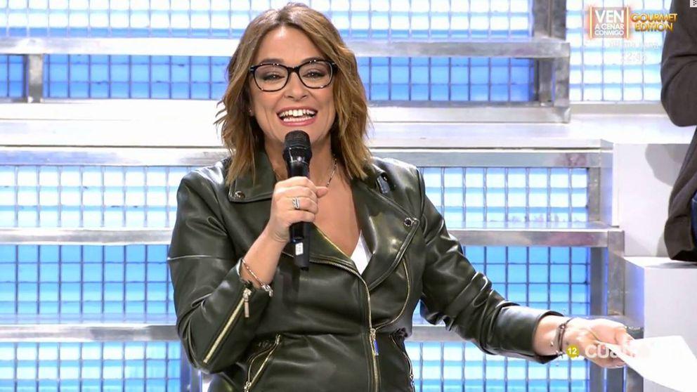 Toñi se estrena tímida en 'MYHYV', pero con un canto a la libertad sexual