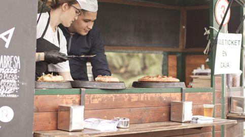 Chefs sobre ruedas: puestos callejeros para comer de lujo en Madrid