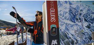 Post de Peligros y consejos del último grito entre los esquiadores: la travesía