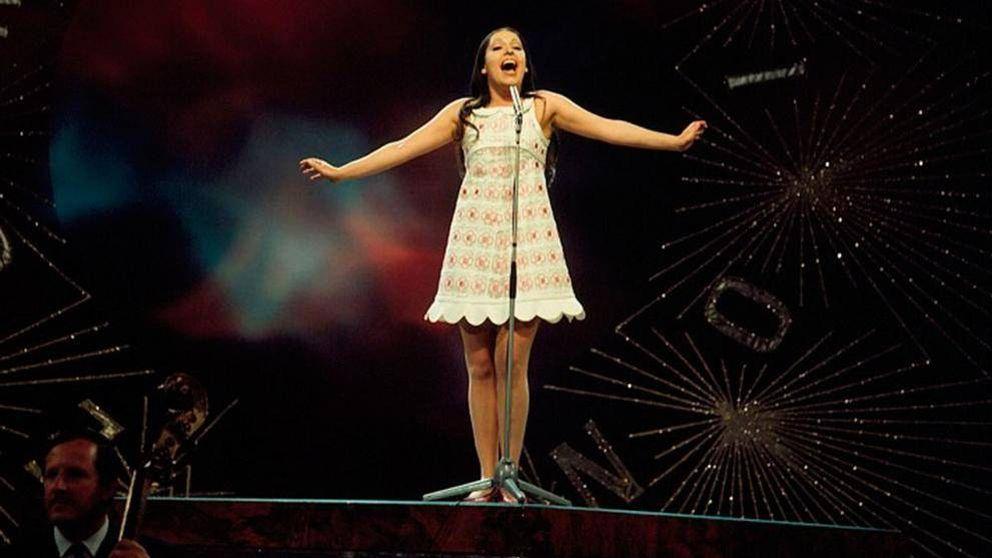 Así ganó España (en el pasado) el Festival de Eurovisión