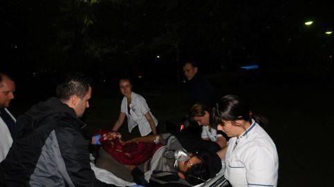 El accidente de un camión que transportaba refugiados escondidos deja 4 muertos