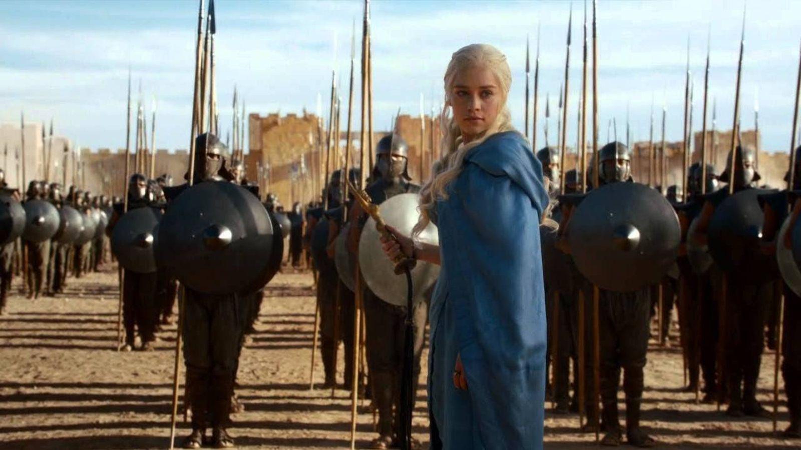 Foto: La llegada de Daenerys a Astapor en 'Juego de Tronos'. (HBO)