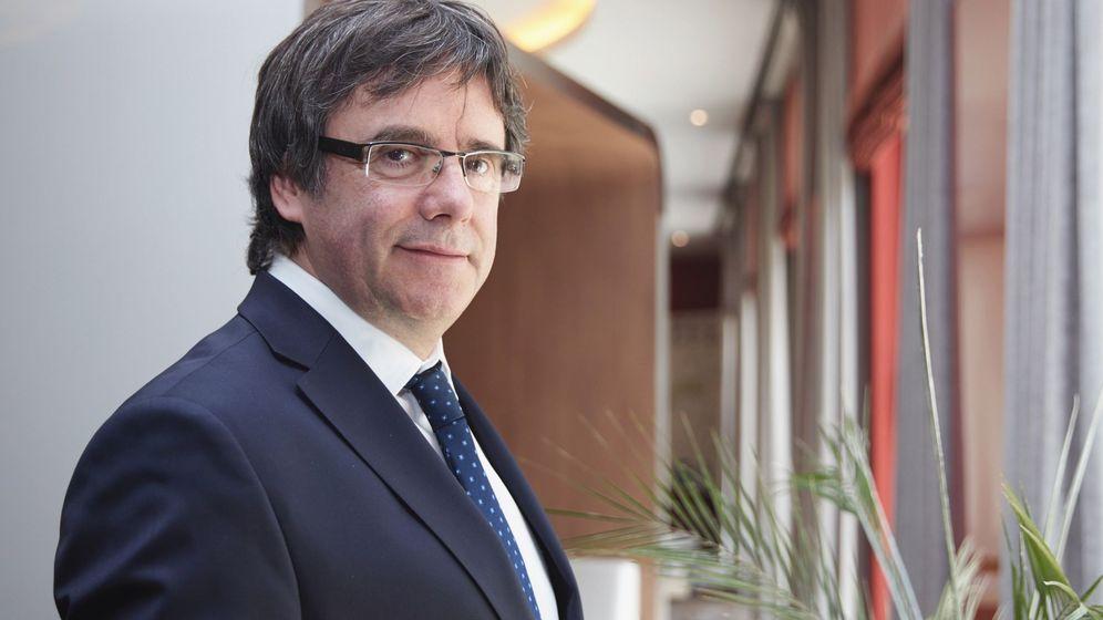 Foto: El expresidente de la Generalitat Carles Puigdemont. (EFE)