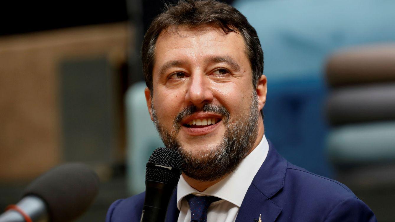 Salvini será enjuiciado en Italia por secuestro de personas en el caso Open Arms
