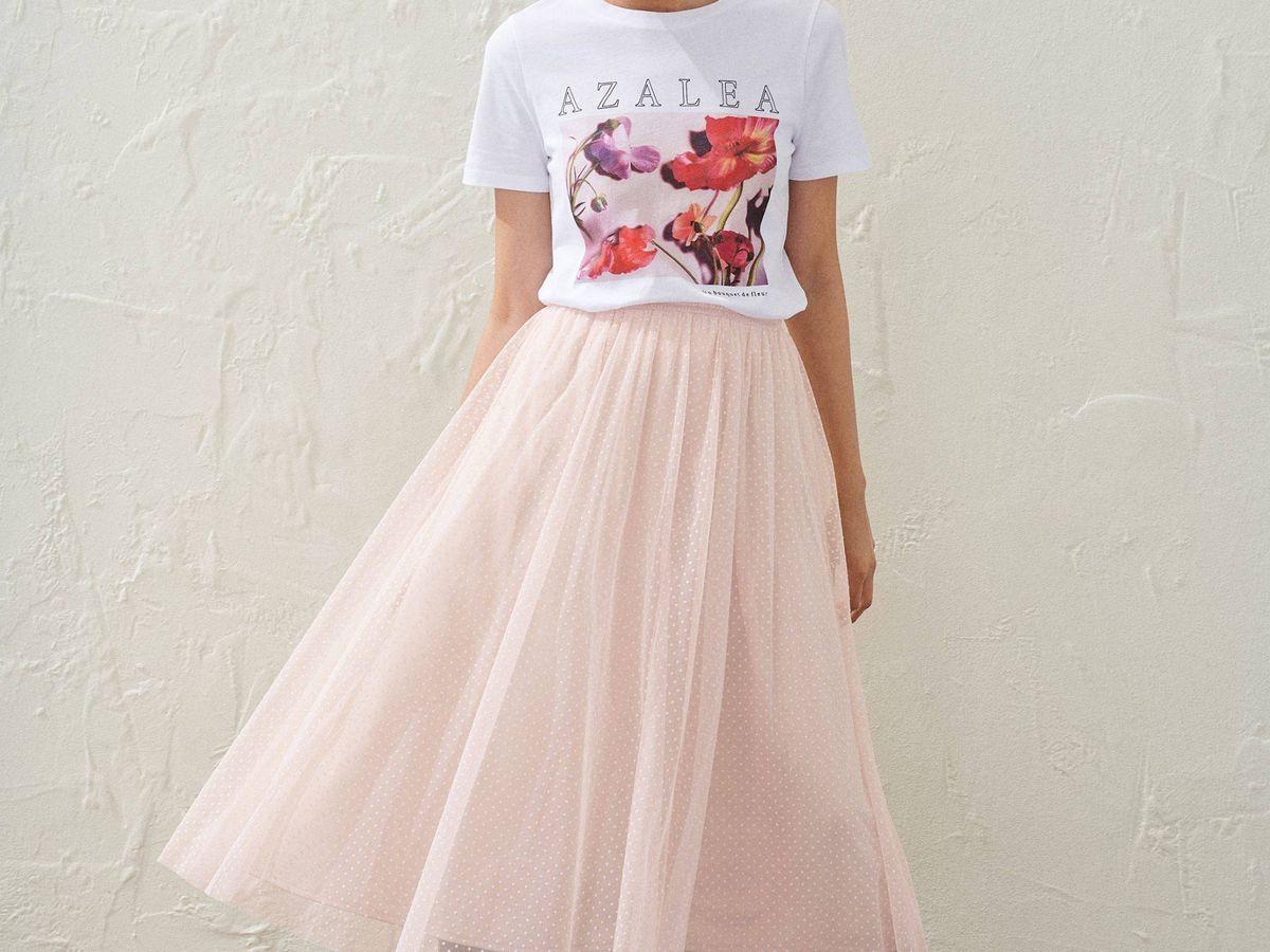 Foto: Adoramos la nueva falda de HyM. (Cortesía)