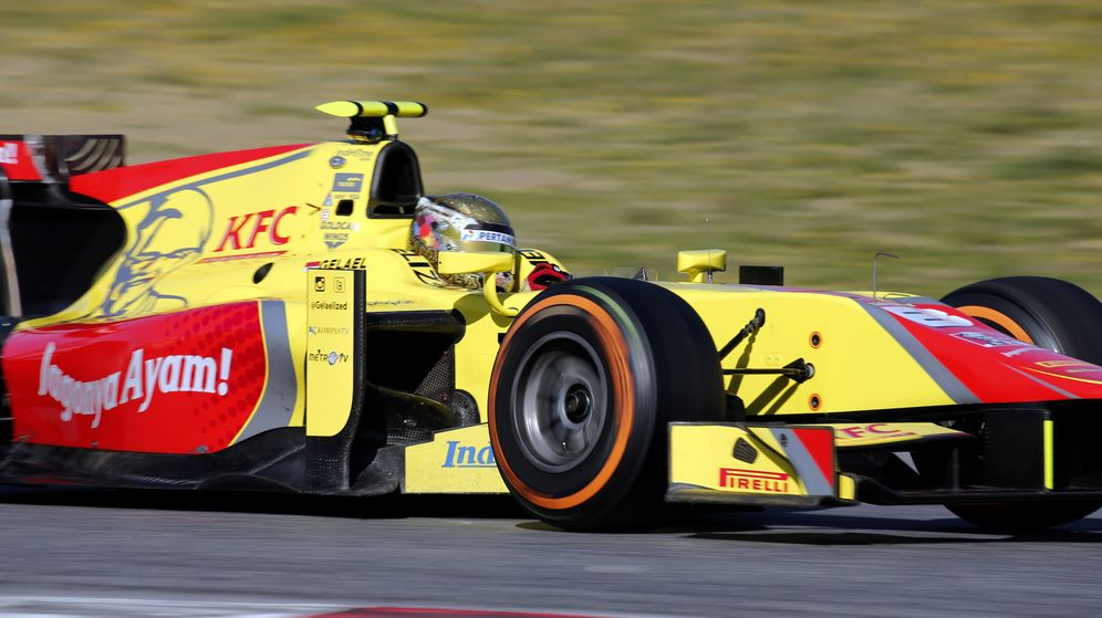 Foto: Sean Gelael, ¿la futura apuesta de Red Bull en la Fórmula 1? (Cordon Press)