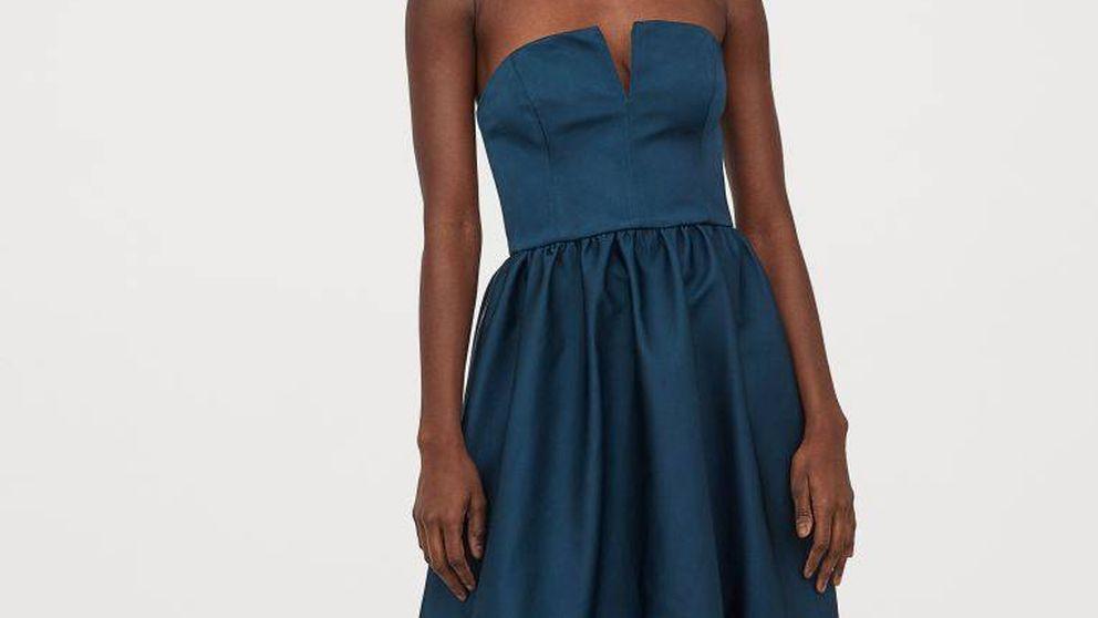 Sin palabras, así nos hemos quedado al ver este ideal vestido para invitadas de H&M