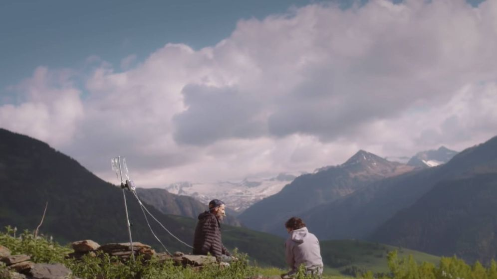 Foto: Un fotograma del documental sobre Pau Donés, 'Eso que tú me das'