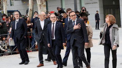 Los políticos presos descartan negociar con la Fiscalía y pedirán la libertad provisional