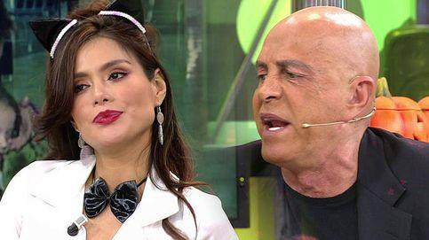 Kiko Matamoros estalla contra Miriam Saavedra: Eres boba