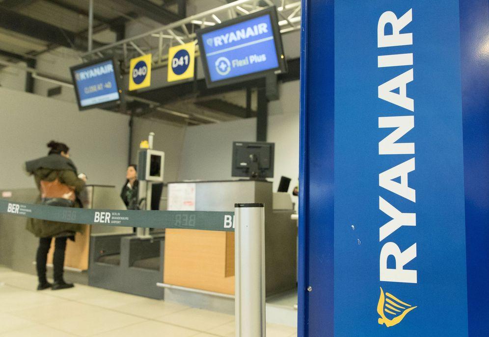 Foto: Ryanair recurrió a esa misma estrategia justo después del atentado en Las Ramblas. (EFE)