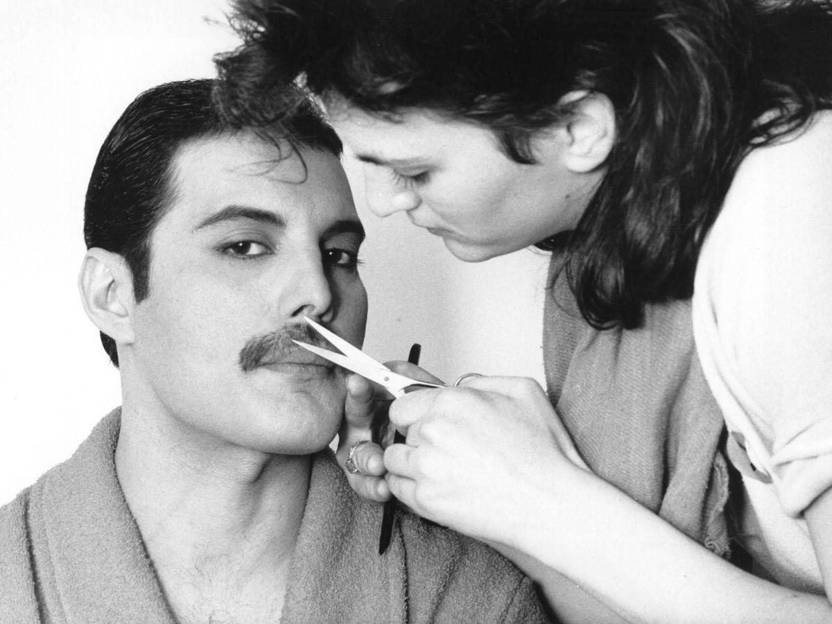Foto:  Freddie Mercury. (Getty)