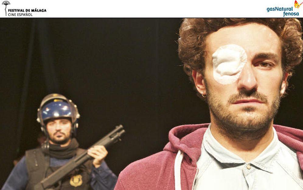 Foto: 'El rey tuerto', del teatro al cine